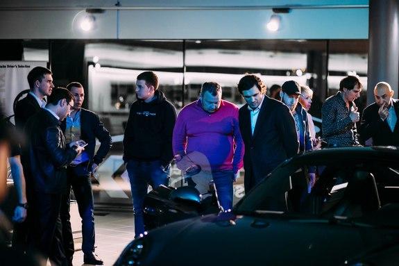 Красота, лоск, мощь: в Ростове презентовали новый Porsche 911 18
