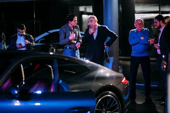 Красота, лоск, мощь: в Ростове презентовали новый Porsche 911 19