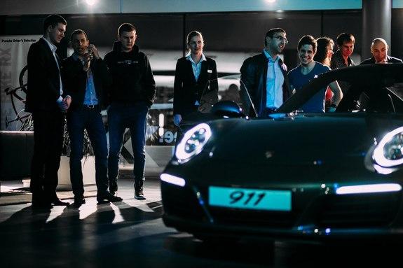 Красота, лоск, мощь: в Ростове презентовали новый Porsche 911 21