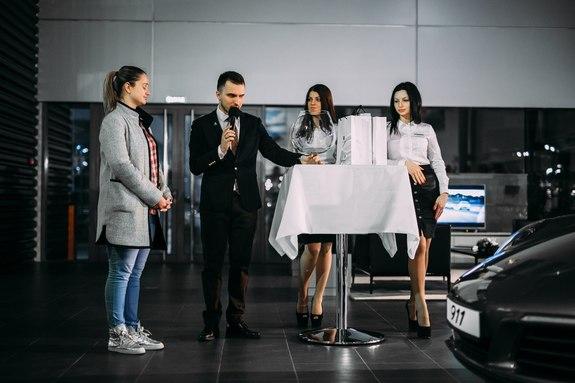 Красота, лоск, мощь: в Ростове презентовали новый Porsche 911 27
