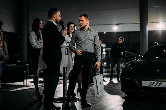 Красота, лоск, мощь: в Ростове презентовали новый Porsche 911 28