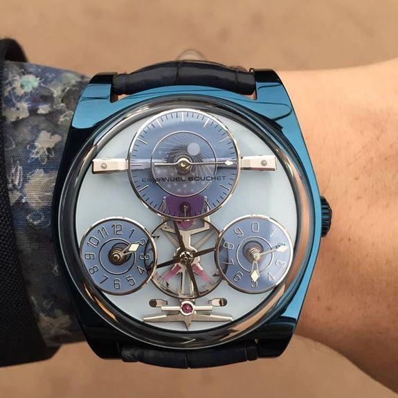 Patek Philippe, Rolex или Zenith? Какие часы станут трендом 2016 года 4