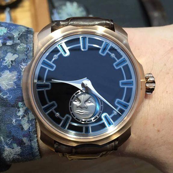 Patek Philippe, Rolex или Zenith? Какие часы станут трендом 2016 года 6