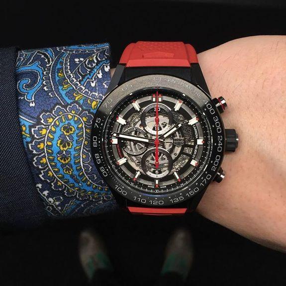 Patek Philippe, Rolex или Zenith? Какие часы станут трендом 2016 года 13