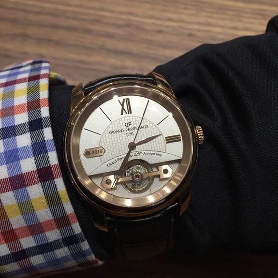 Patek Philippe, Rolex или Zenith? Какие часы станут трендом 2016 года 18