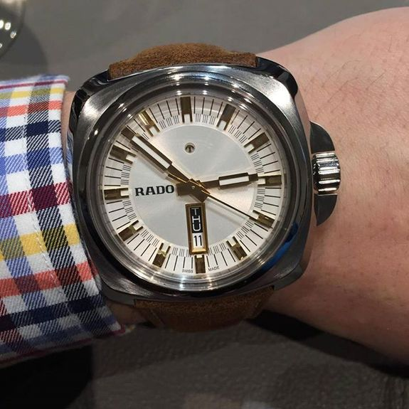 Patek Philippe, Rolex или Zenith? Какие часы станут трендом 2016 года 19