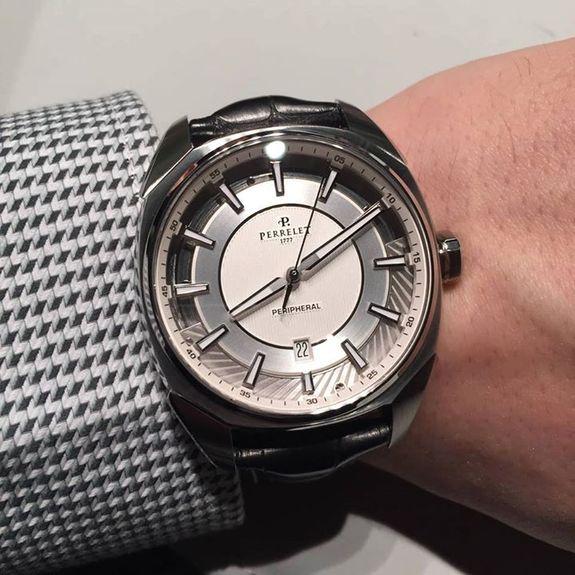 Patek Philippe, Rolex или Zenith? Какие часы станут трендом 2016 года 20