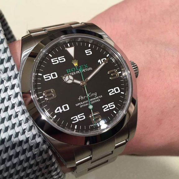 Patek Philippe, Rolex или Zenith? Какие часы станут трендом 2016 года 21