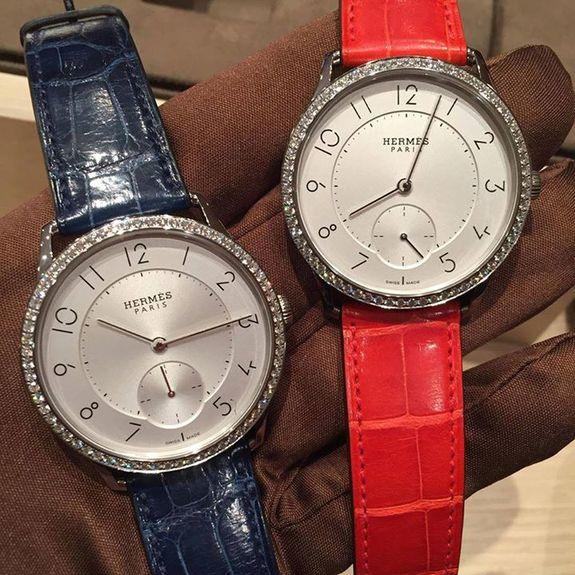 Patek Philippe, Rolex или Zenith? Какие часы станут трендом 2016 года 22