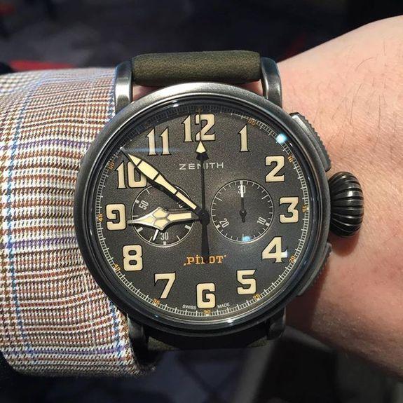 Patek Philippe, Rolex или Zenith? Какие часы станут трендом 2016 года 24