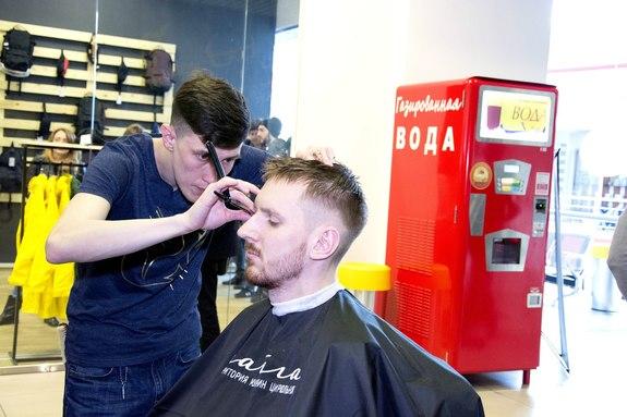 Цирюльня – версия 2.0. Сколько в Красноярске можно заработать «на бороде»? 2