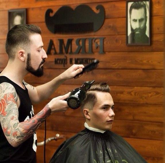 Цирюльня – версия 2.0. Сколько в Красноярске можно заработать «на бороде»? 1