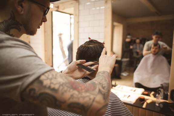 Цирюльня – версия 2.0. Сколько в Красноярске можно заработать «на бороде»? 4