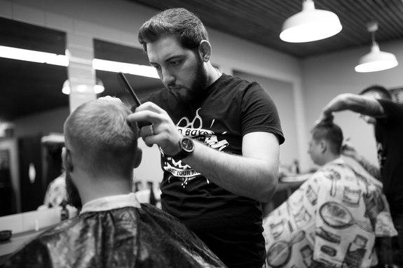 Цирюльня – версия 2.0. Сколько в Красноярске можно заработать «на бороде»? 3