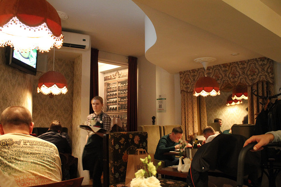 Ресторанная критика Якова Можаева: ресторан «Строганов Гриль» 2