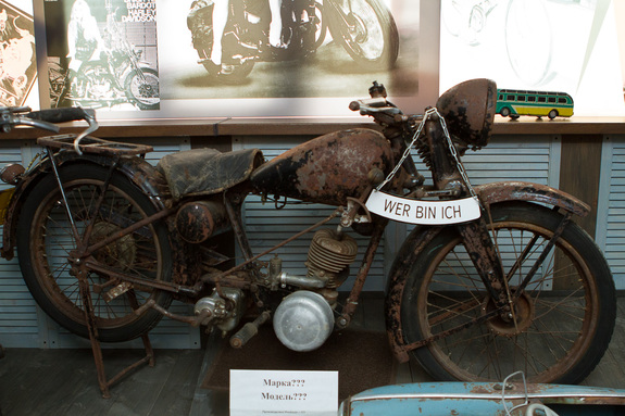 «Воскрешенные мертвецы»: как предприниматель из Екатеринбурга открыл музей ретромотоциклов 3