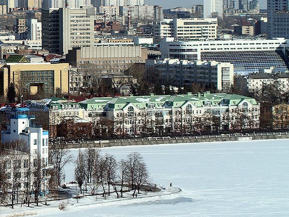 Вехи офисного рынка Екатеринбурга: тренды и знаковые объекты минувших 25 лет 9