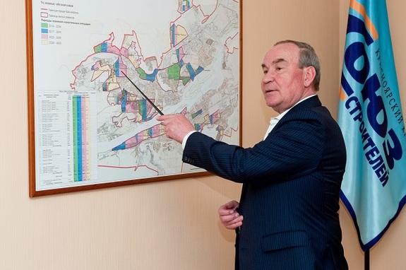 Стройка по вертикали: Владимир Чащин о проблемах и перспективах строительства 1