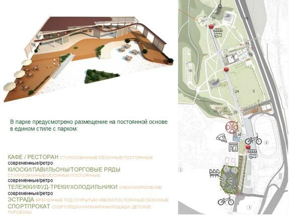 Мэрия Казани «разрисовала» парки для бизнеса 4
