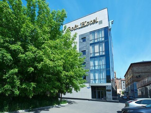 Найти номера: карта гостиниц Красноярска для бизнеса 9