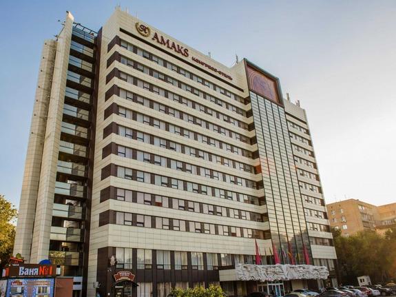 Найти номера: карта гостиниц Красноярска для бизнеса 14