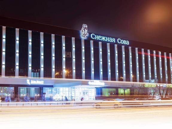 Найти номера: карта гостиниц Красноярска для бизнеса 18