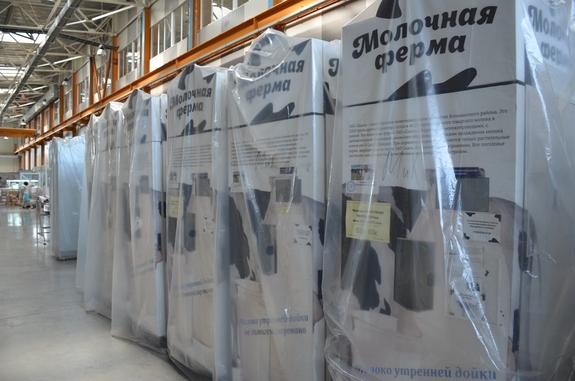 День на производстве: DK.RU изучил процесс сборки милкбоксов / Фоторепортаж 10