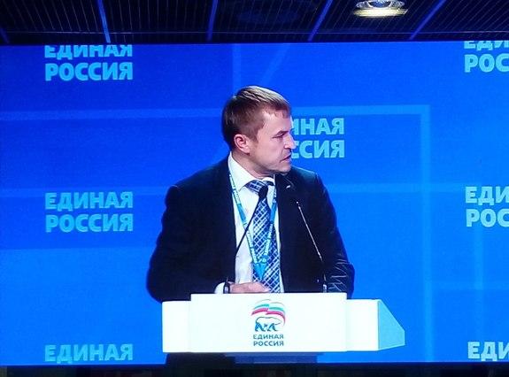Медведев выступил на форуме в Магнитогорске 8