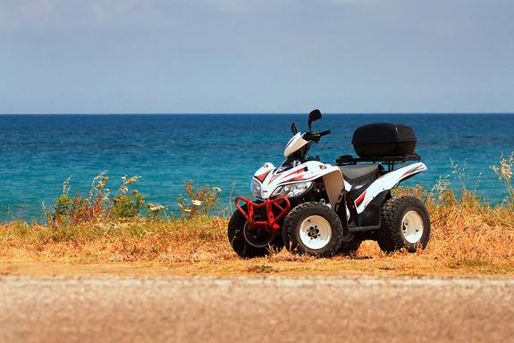 На квадроцикле по острову Родос: авто-лайфхак от Дмитрия Елизарова 2