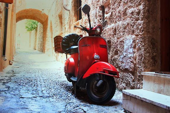 На квадроцикле по острову Родос: авто-лайфхак от Дмитрия Елизарова 6
