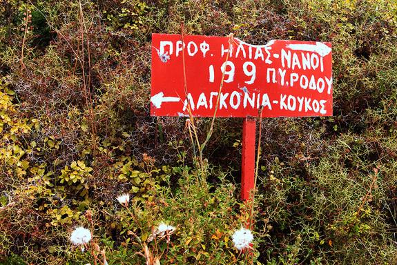 На квадроцикле по острову Родос: авто-лайфхак от Дмитрия Елизарова 11