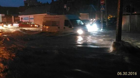 Ливень в Ростове привел к разрушениям и человеческим жертвам (фото) 2
