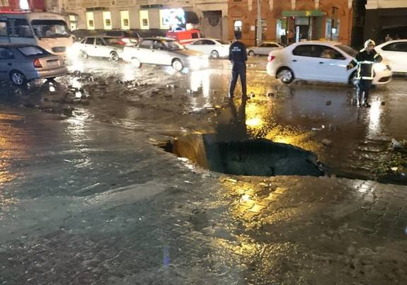 Ливень в Ростове привел к разрушениям и человеческим жертвам (фото) 8