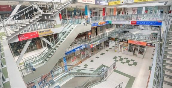 Олимпия, торгово-офисный центр 2