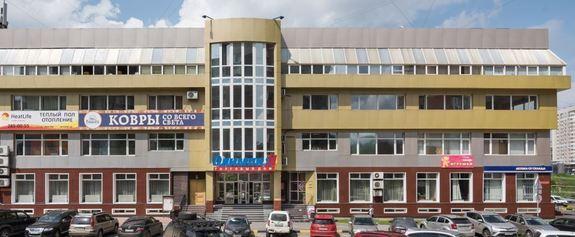 Олимпия, торгово-офисный центр 1