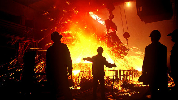 День металлурга в Екатеринбурге 1