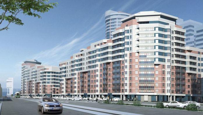 13 новых строек Екатеринбурга: Жилые проекты, начатые в 2016 г. 3