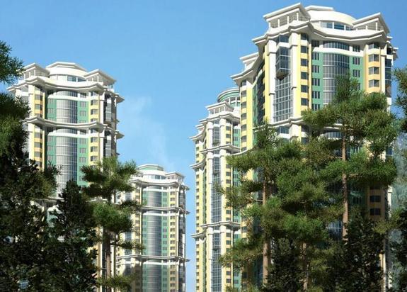 13 новых строек Екатеринбурга: Жилые проекты, начатые в 2016 г. 6