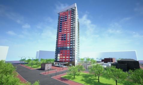 13 новых строек Екатеринбурга: Жилые проекты, начатые в 2016 г. 7