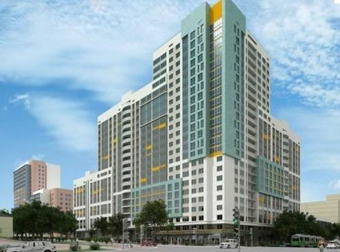 13 новых строек Екатеринбурга: Жилые проекты, начатые в 2016 г. 10