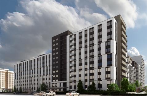 13 новых строек Екатеринбурга: Жилые проекты, начатые в 2016 г. 13