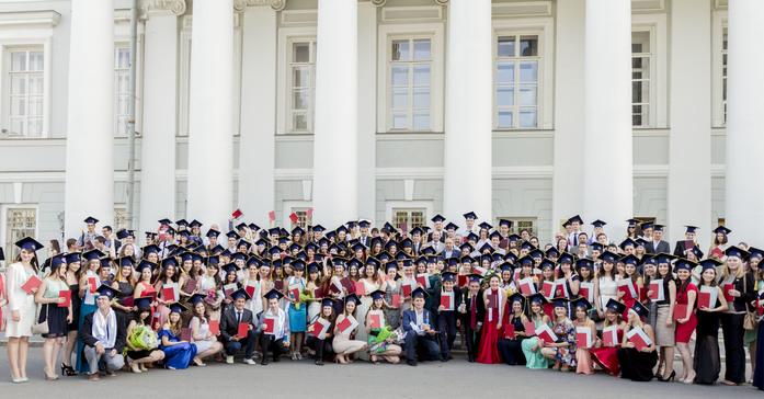 Казанский федеральный университет проводит масштабный опрос выпускников 1