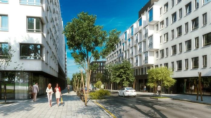 13 новых строек Екатеринбурга: Жилые проекты, начатые в 2016 г. 1