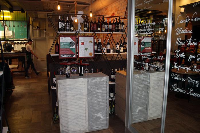 Ресторанная критика Якова Можаева: ресторан «Паста Вино» 5