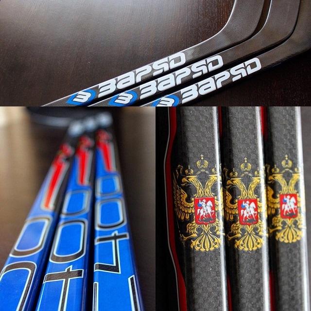 Данис Зарипов запускает в Татарстане завод хоккейных клюшек 1