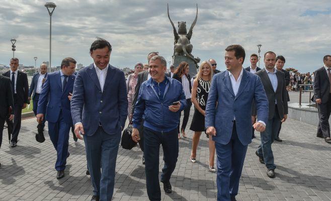Татарстан потратил на творения Даши Намдакова 290 млн рублей 1