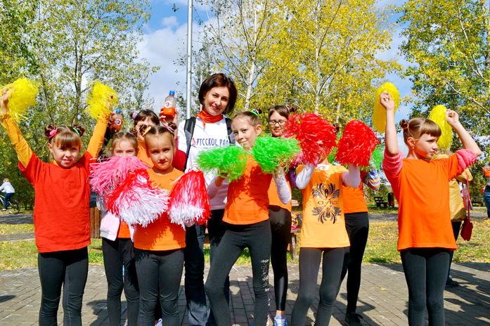 Красноярская семья проведет благотворительный праздник для всего города  3