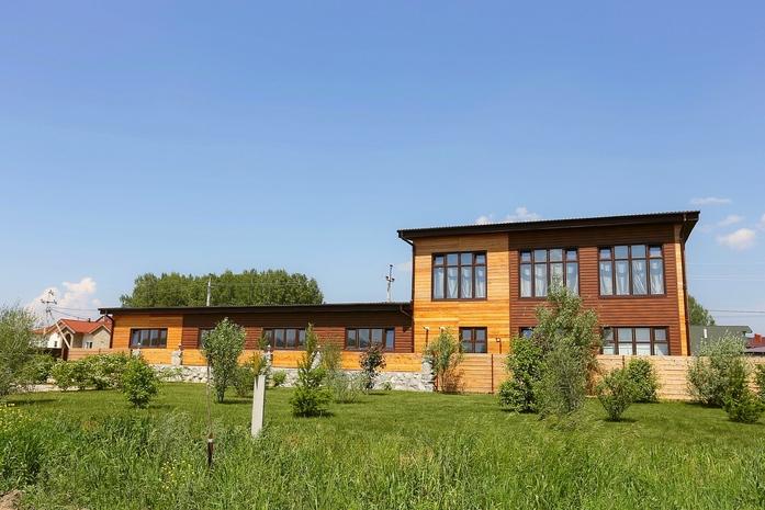 Квартал-12, коттеджный поселок в Новосибирске 1