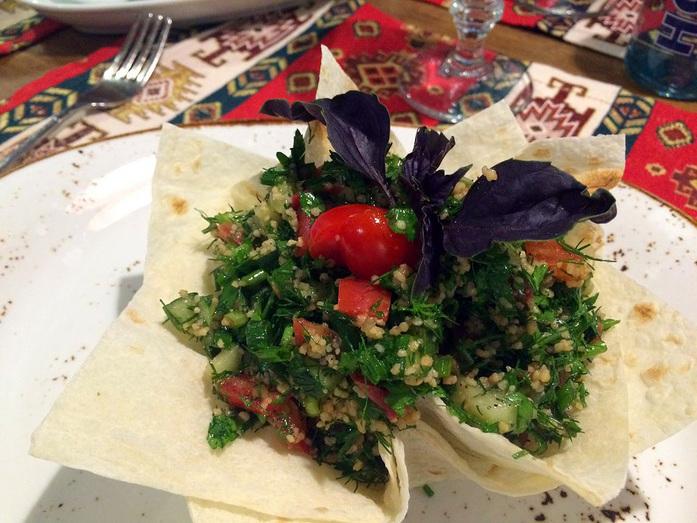 Ресторанная критика Якова Можаева: ресторан армянской кухни «Кинза и базилик» 10