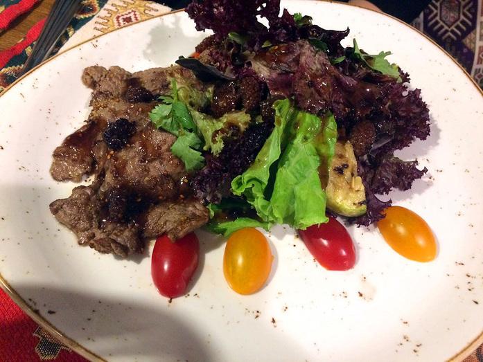 Ресторанная критика Якова Можаева: ресторан армянской кухни «Кинза и базилик» 11